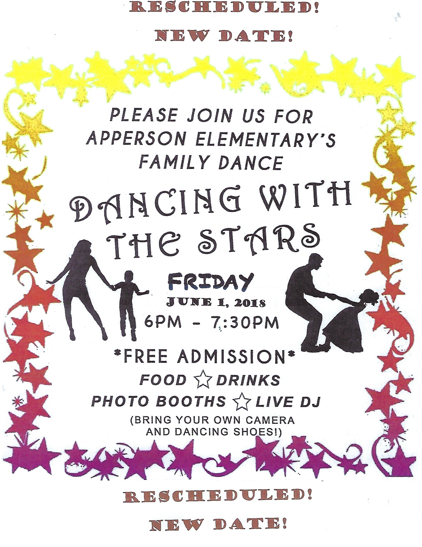 Dancing With The Apperson Stars